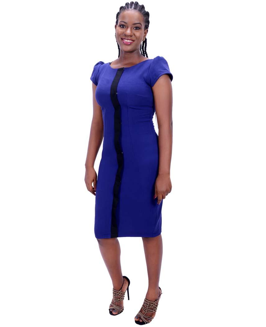 2c44e89794 Subtle Dress - Karen Ubani Apparel
