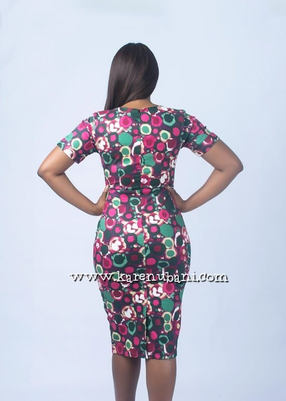 Tandi Dress in New Print 3