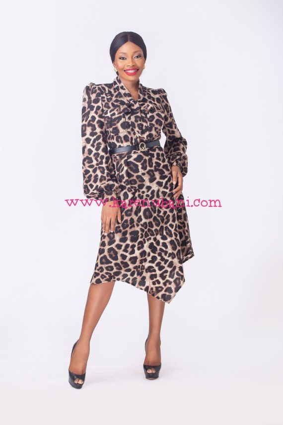 The Bey Two Piece- Animal Print 4