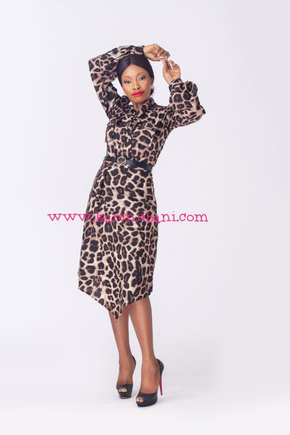 The Bey Two Piece- Animal Print 3